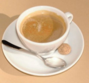 Cappuccino senza schiuma