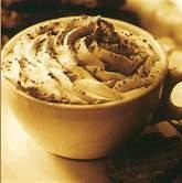 Espresso con panna (espresso tazza d'oro)