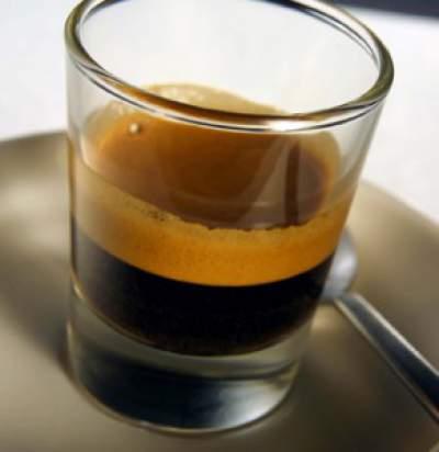 Koffie ristretto