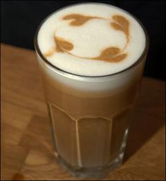 Caffè latte (koffie verkeerd)