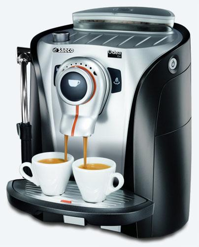 Volautomatisch espressoapparaat
