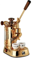 Handmatig espresso-apparaat