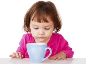 Koffie en kinderen
