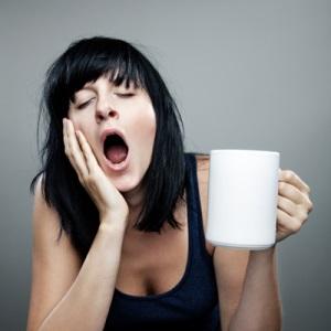 Koffie en slaap