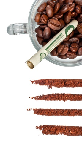 Koffieverslaving