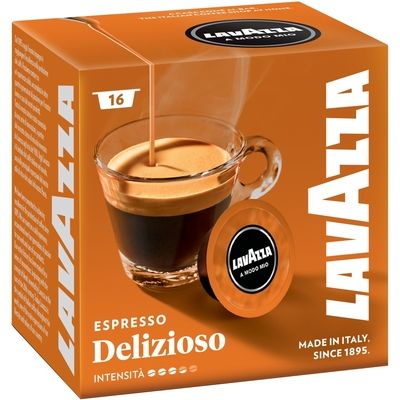 lavazza crema e gusto 1 kg koffie weetjes. Black Bedroom Furniture Sets. Home Design Ideas